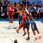 יונתן טסלר - 2012 NBA All-Star Game