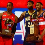 יונתן טסלר : All Star Game-Skills Contests